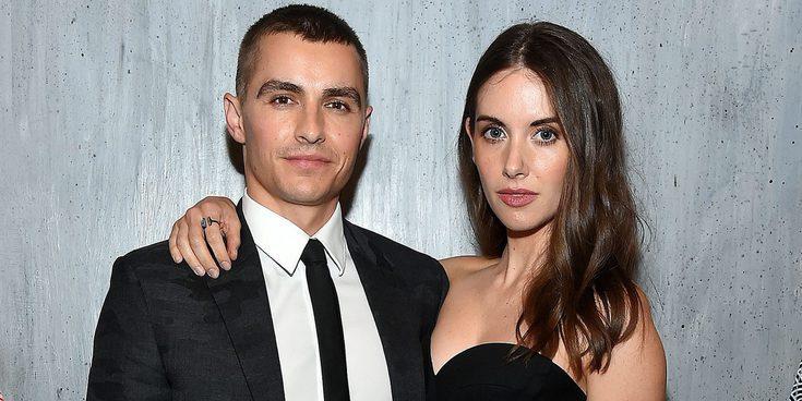 Dave Franco y Alison Brie se han casado tras cinco años de relación