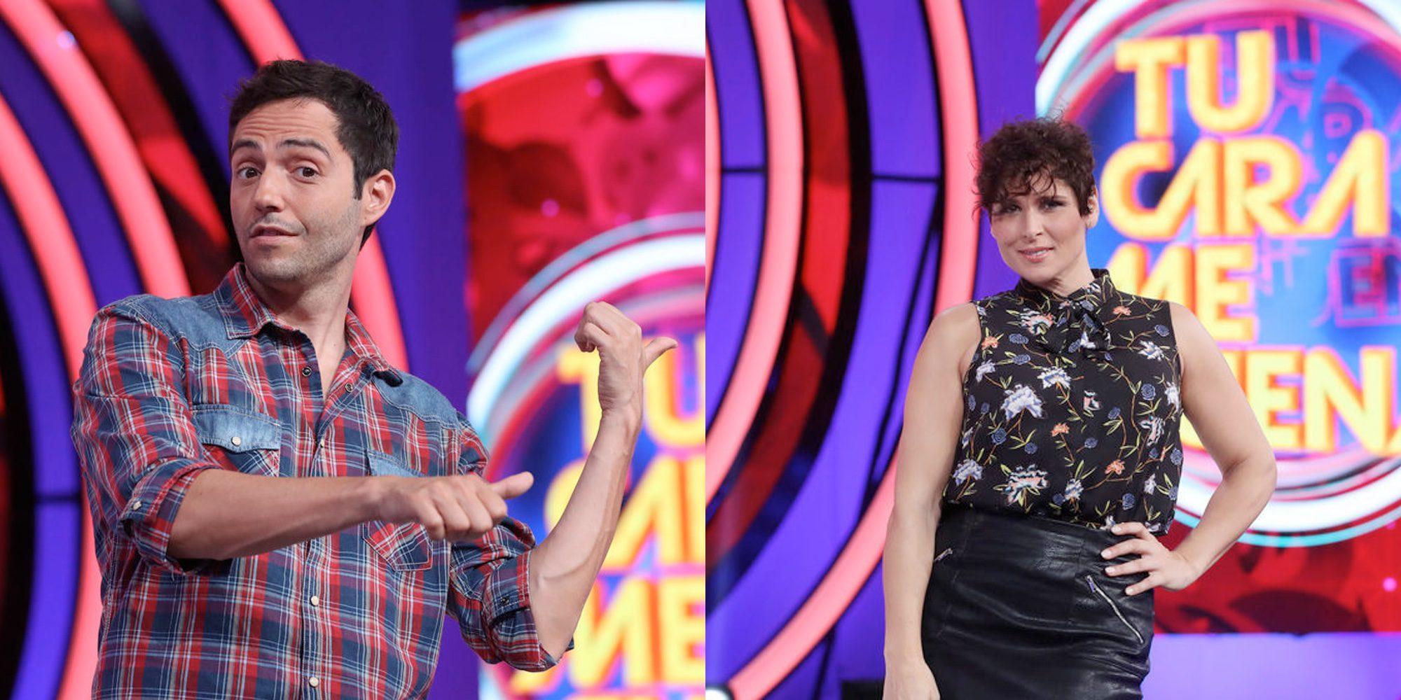 La complicidad de David Guapo y Rosa López tras el final de 'Tu cara me suena 5'