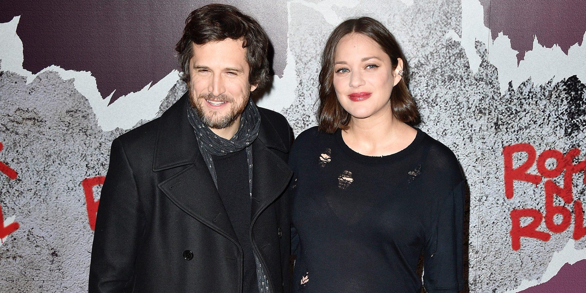 Marion Cotillard y Guillaume Canet se convierten en padres de una niña