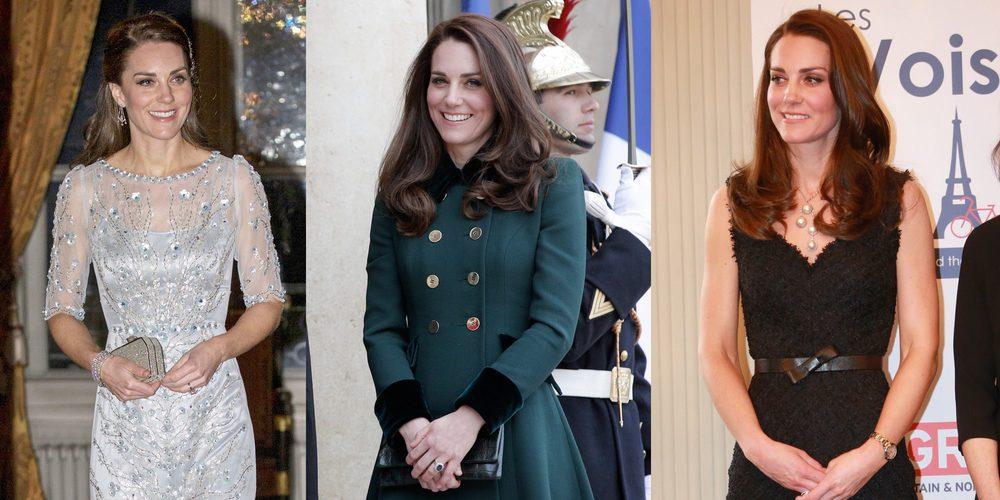 La visita oficial de Kate Middleton a París: cenas de gala, rugby y Torre Eiffel con mucho estilo
