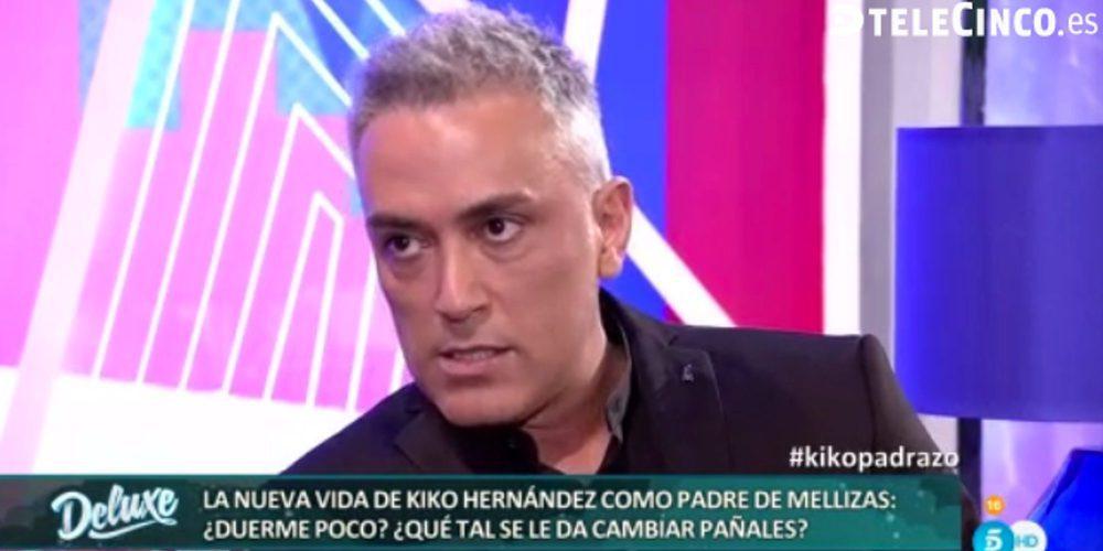 """Los dramáticos primeros momentos de Kiko Hernández como padre: """"Jimena estuvo a punto de morir"""""""