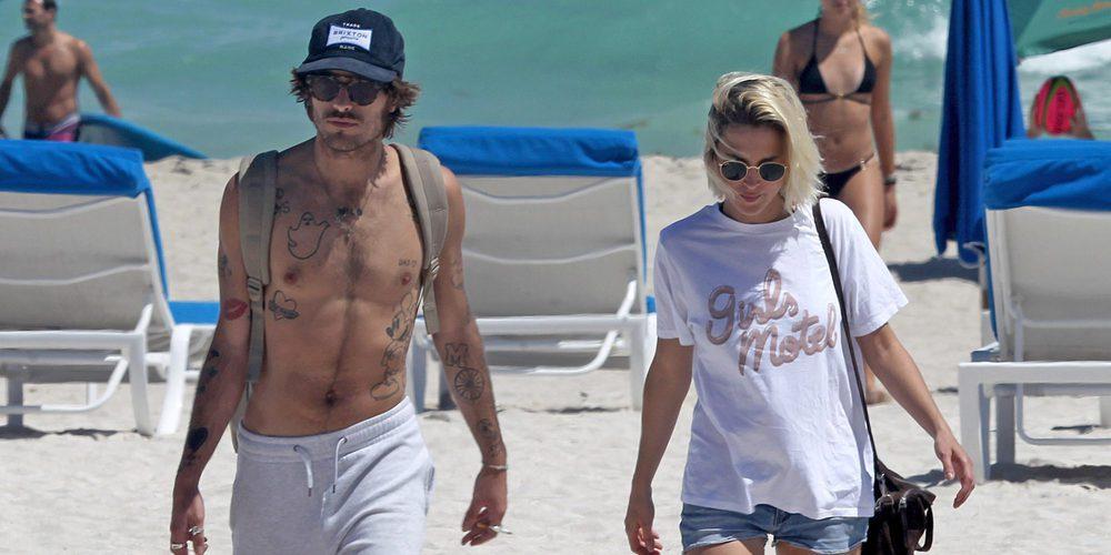 Las románticas vacaciones de Ana Fernández y Adrián Roma: lucen cuerpazo y amor en Miami