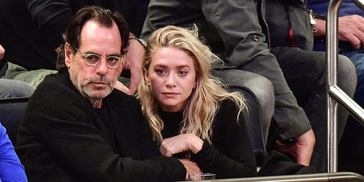 Ashley Olsen rompe con Richard Sachs tras 5 meses de relación