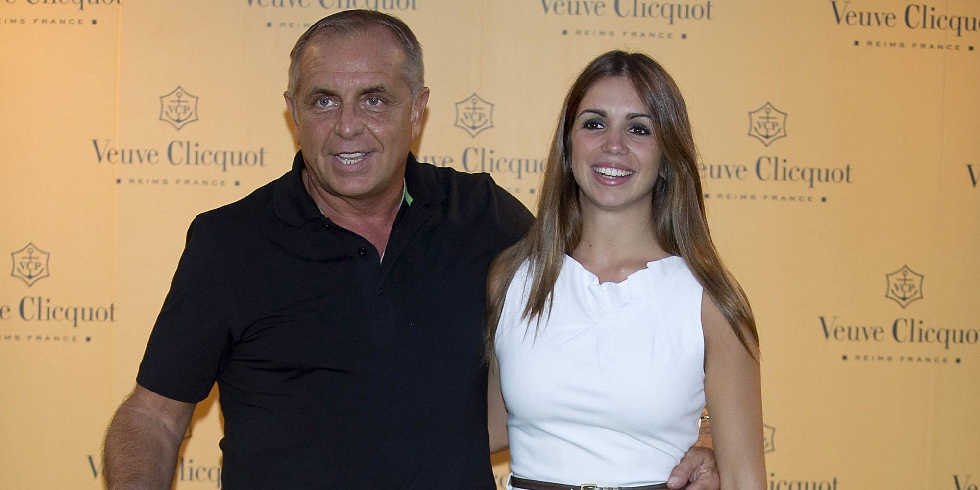 Guillermo Furiase se recupera del infarto cerebral y aprovecha el tiempo con su hija Elena Furiase