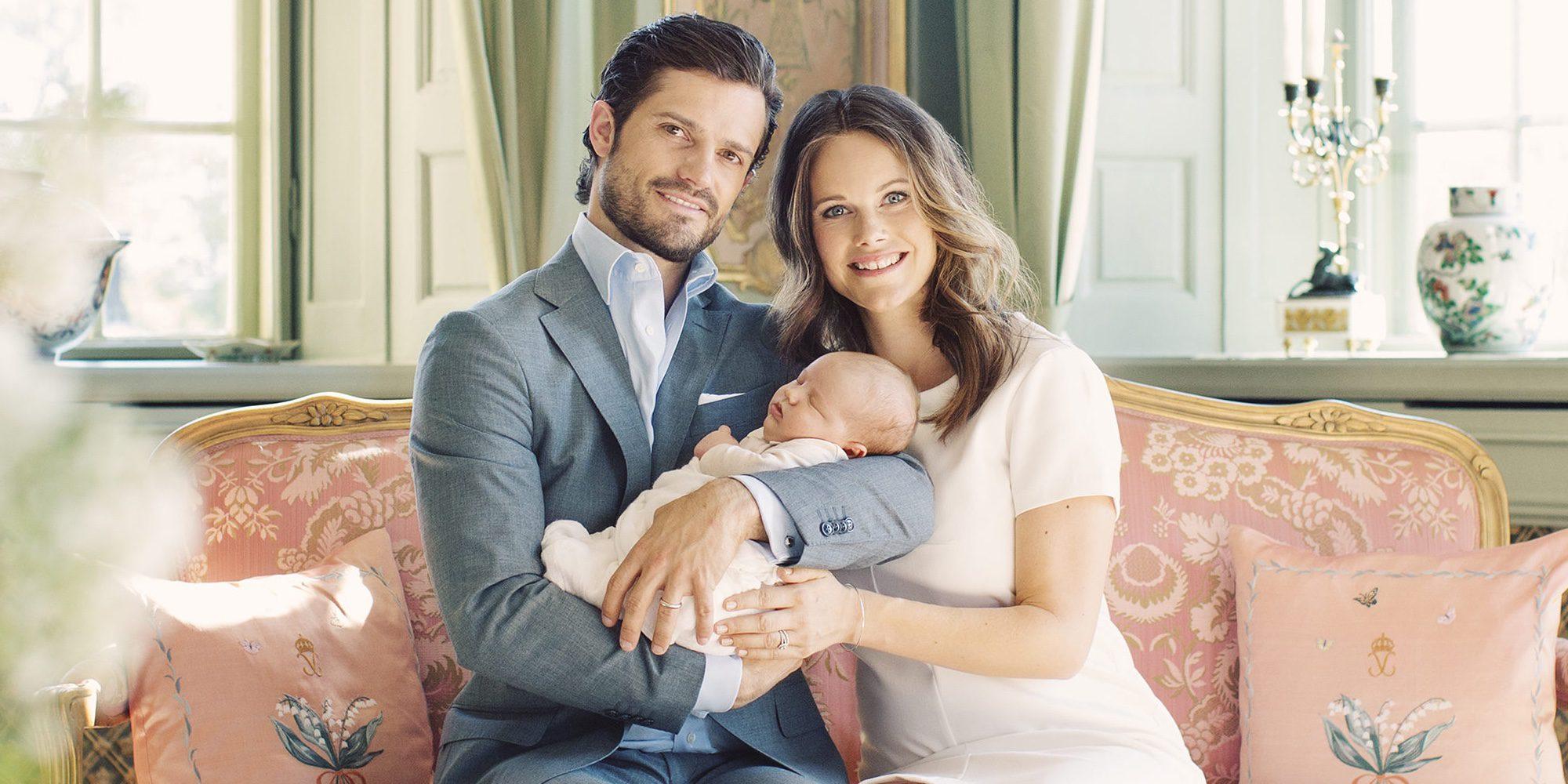 Carlos Felipe de Suecia y Sofia Hellqvist esperan su segundo hijo