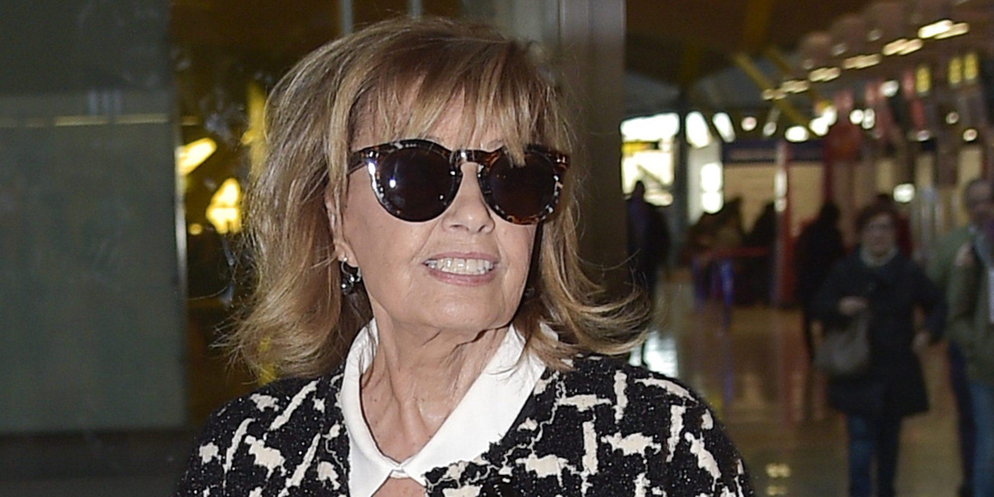 María Teresa Campos y su desahogo económico: ha conseguido vender su lujoso dúplex