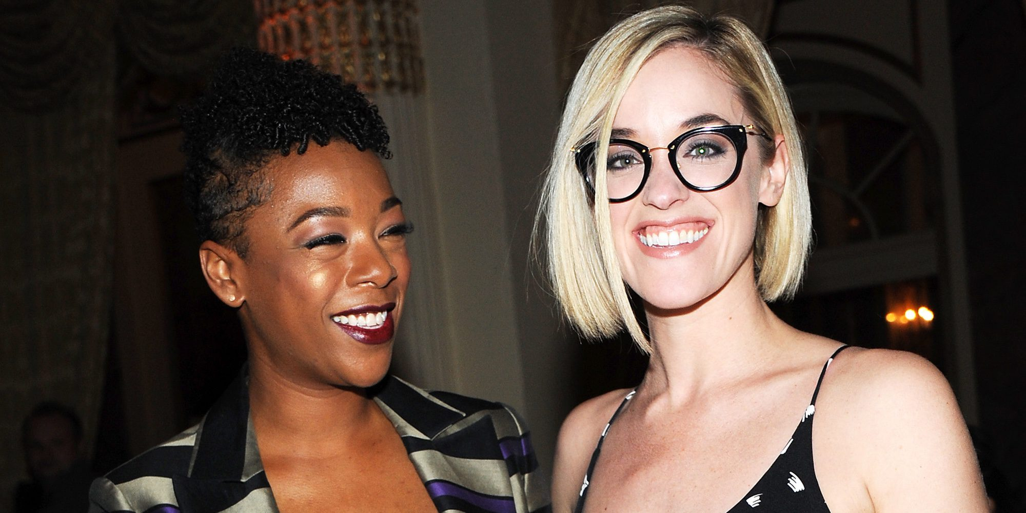Samira Wiley y Lauren Morelli ('Orange Is The New Black') se casan en una ceremonia íntima en Palm Springs