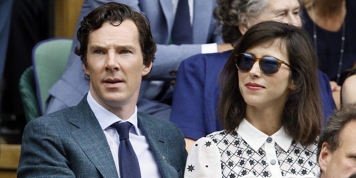 Benedict Cumberbatch y Sophie Hunter han sido padres de su segundo hijo