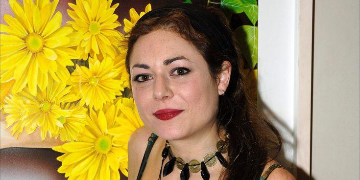La nieta de la condesa de Romanones, Carla Figueroa Domecq, se desnuda en Interviú