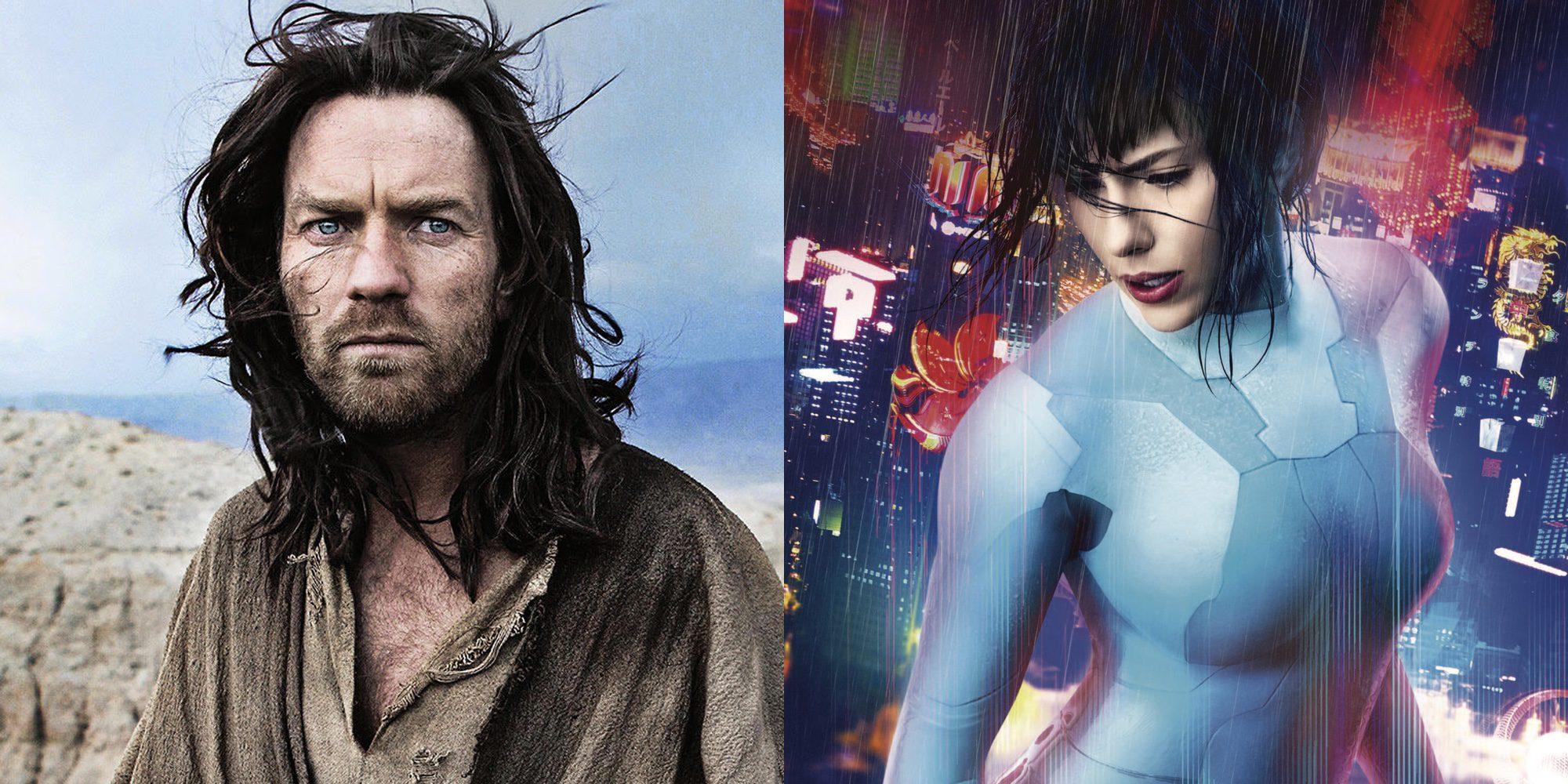 Scarlett Johansson y Ewan McGregor son los protagonistas de los estrenos de la semana