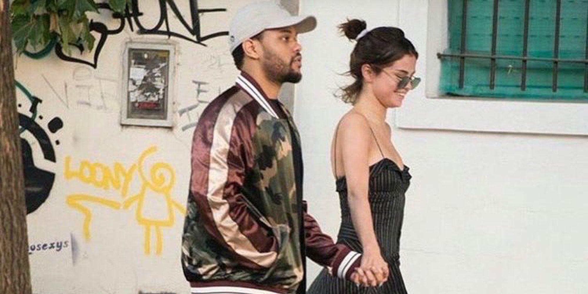Selena Gomez y The Weeknd disfrutan de un romántico viaje por Argentina