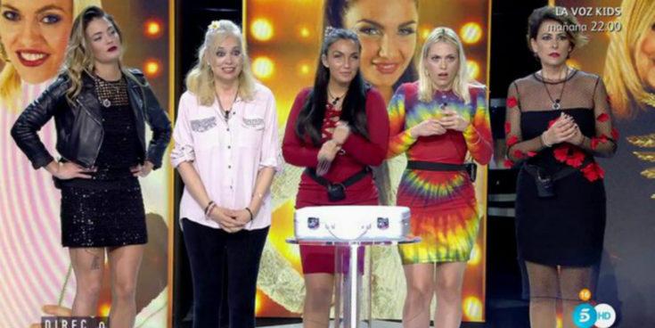Histórica final de mujeres en 'GH VIP 5': Alyson, Elettra, Irma, Emma o Daniela será la ganadora