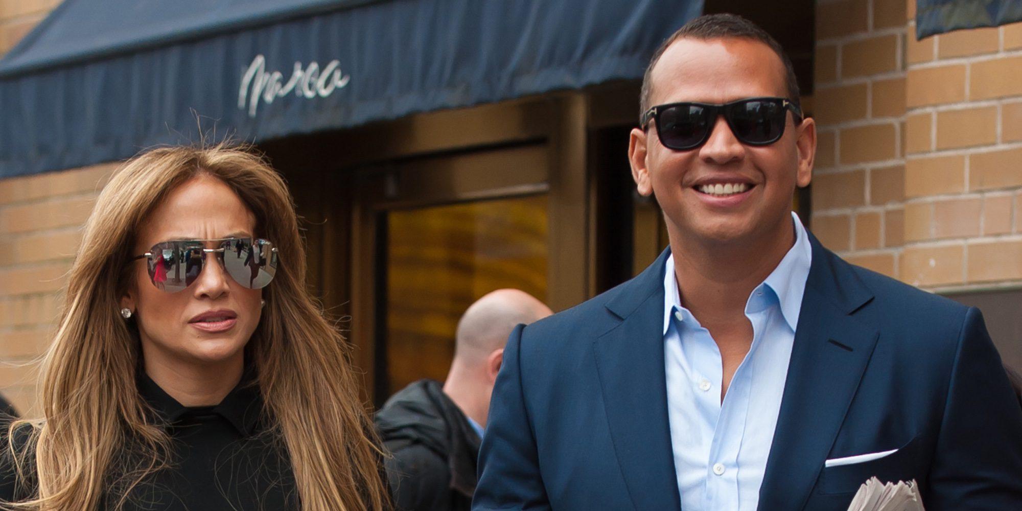 ¡Jennifer Lopez y Alex Rodriguez ya no esconden su amor!