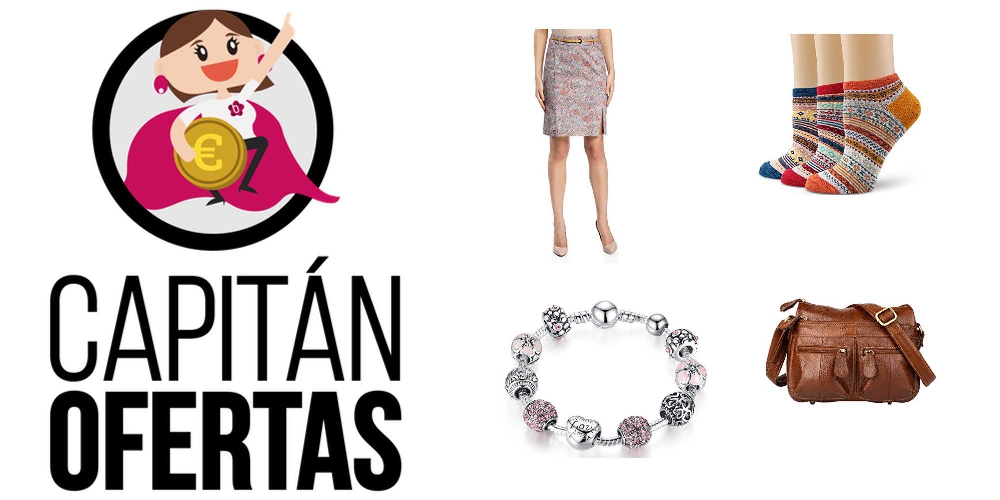 Tenemos para ti las mejores ofertas en moda y complementos de la semana
