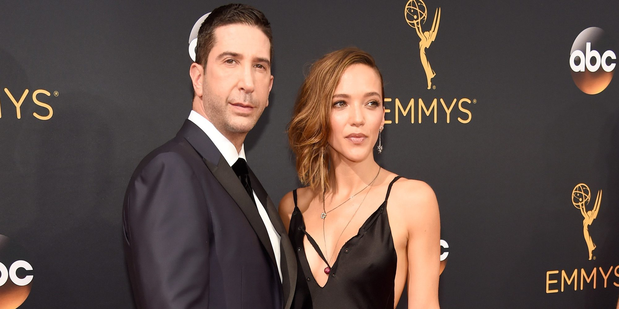 David Schwimmer se separa de su mujer Zoe Buckman tras diez años de relación