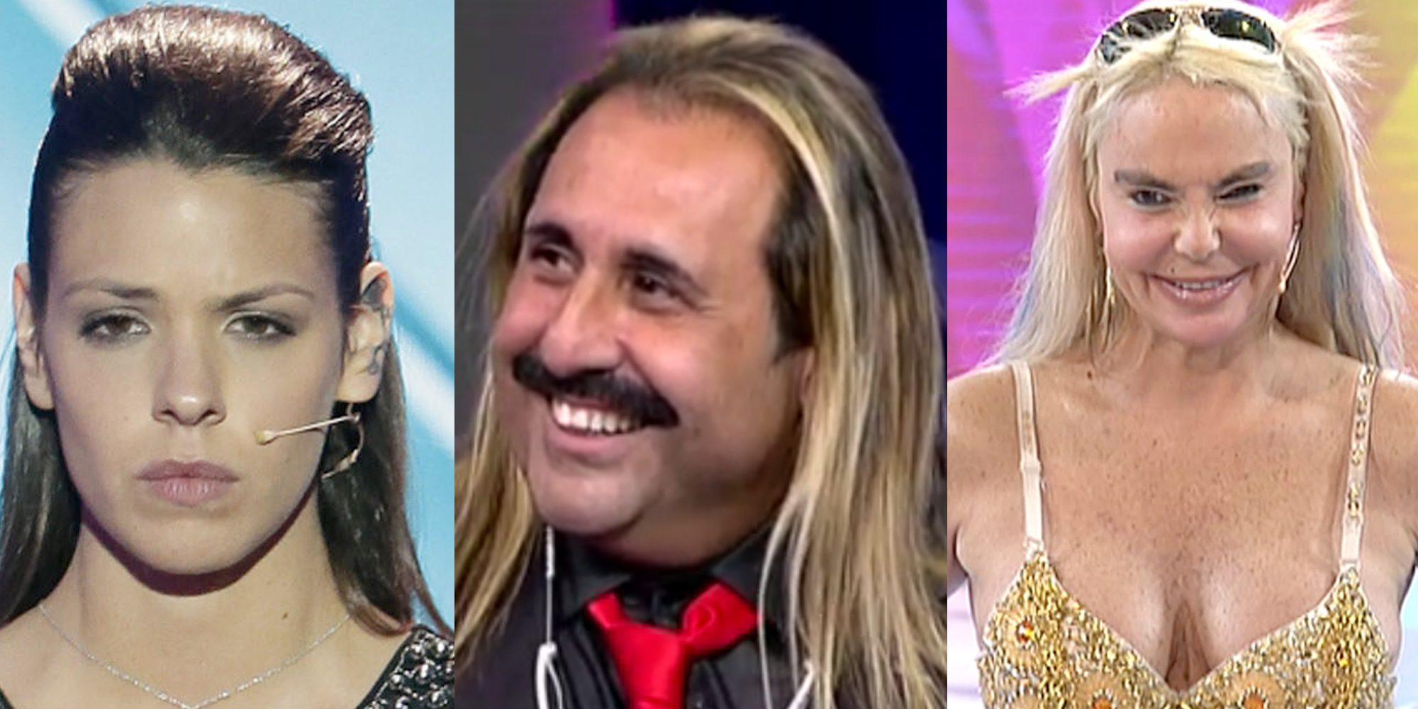 Laura Matamoros, Juan Miguel y Leticia Sabater, confirmados para 'Supervivientes 2017'