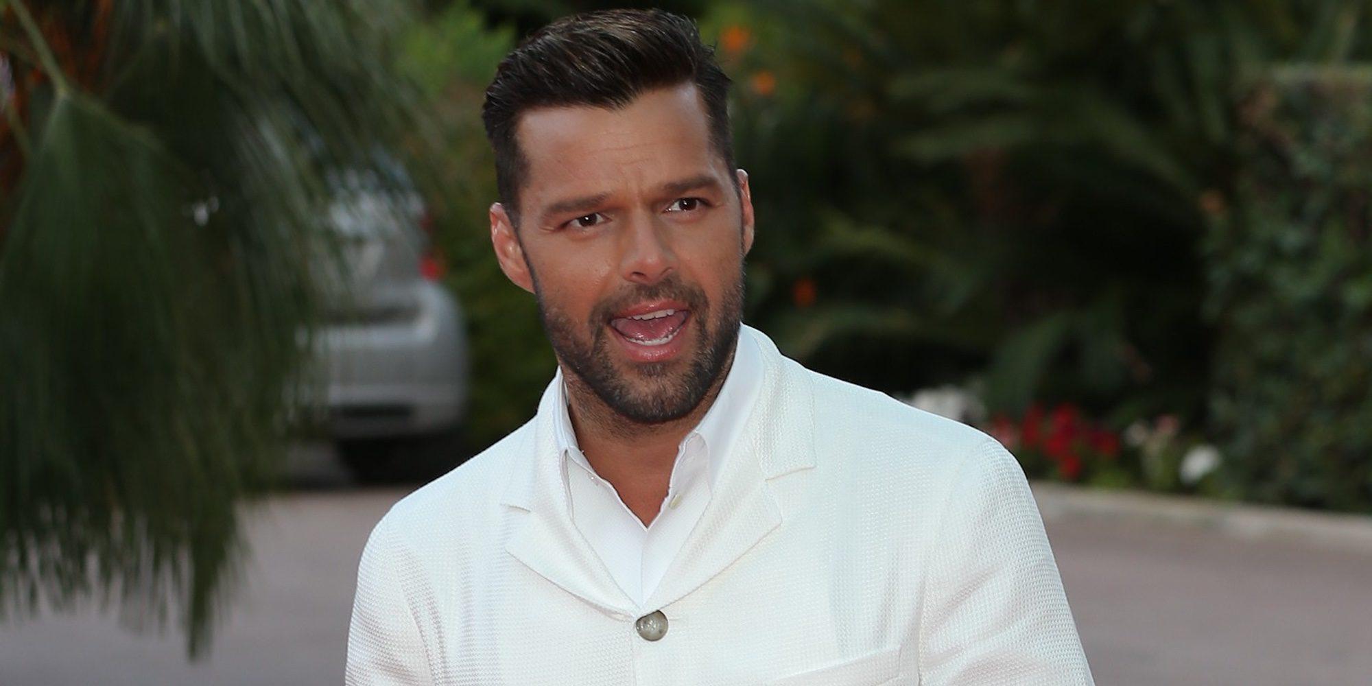 Ricky Martin formará parte del reparto de 'Versace: American Crime Story'