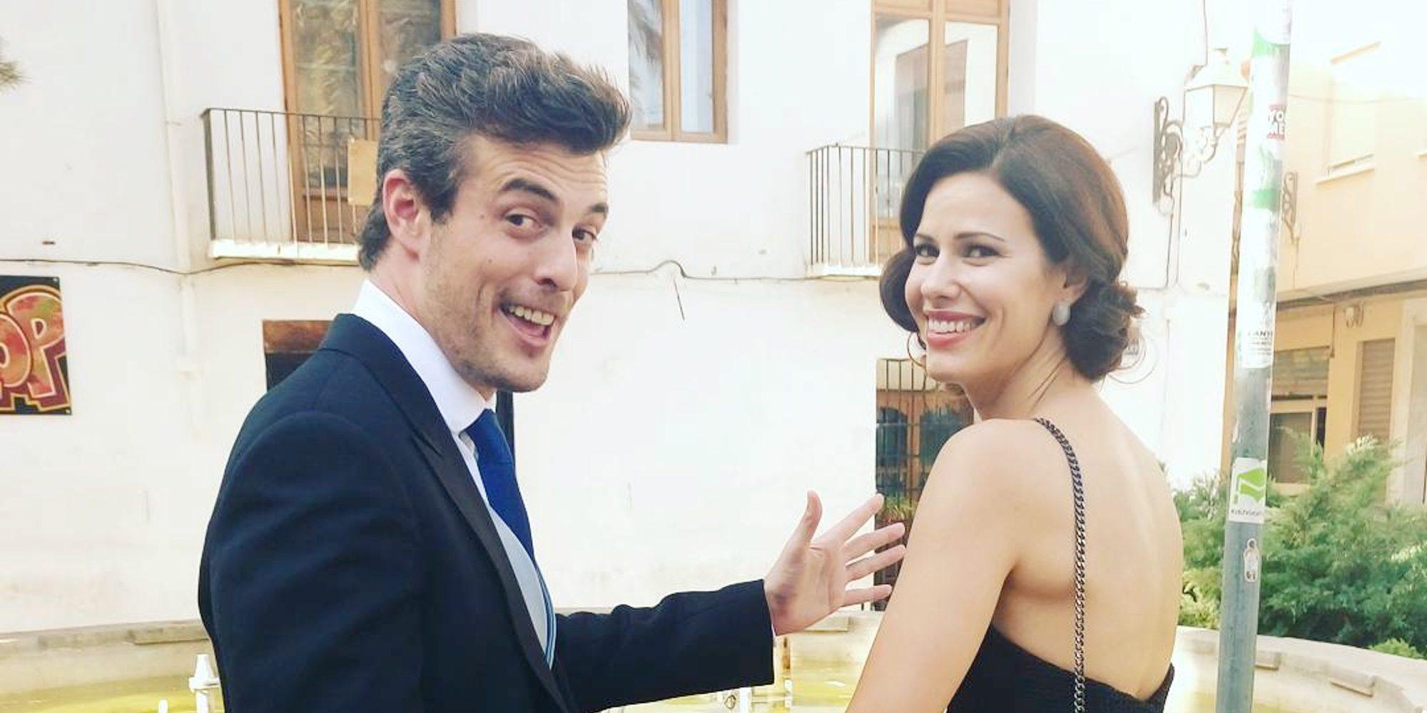 Nani Jiménez ('El Internado') anuncia el nacimiento de su primer hijo con Miguel Barberá ('Toledo')