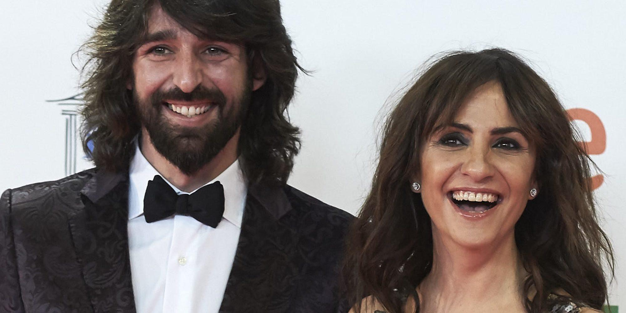 ¡Melani Olivares y Gorka González han sido padres de un niño!