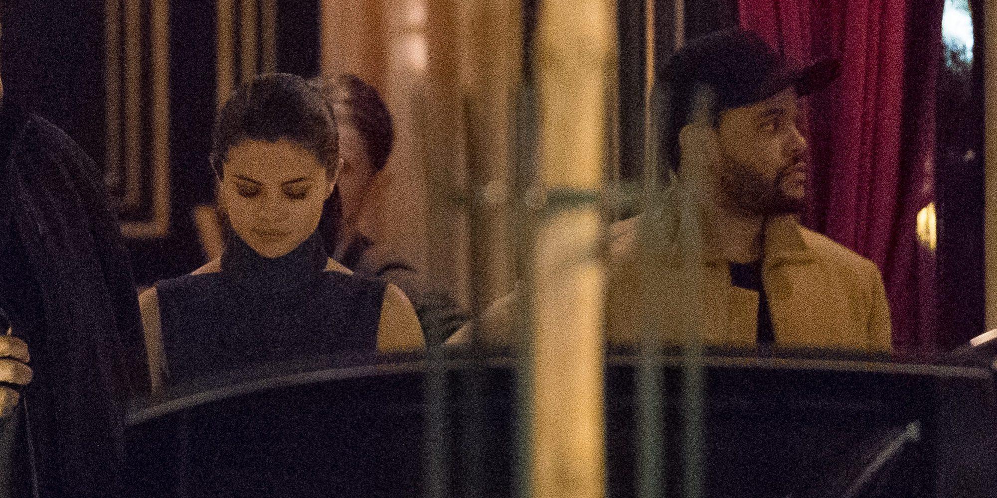 The Weeknd publica su primera foto en las redes sociales con Selena Gomez