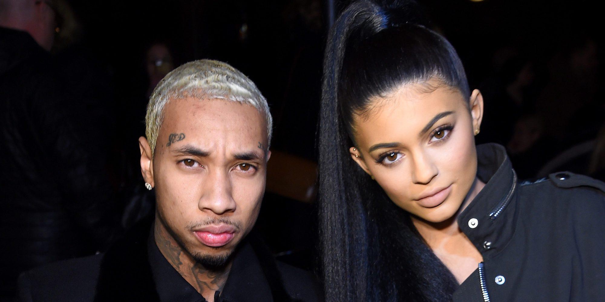 """Kylie Jenner y Tyga deciden distanciarse para recuperar su relación: """"Están intentando no pasar tiempo juntos"""""""