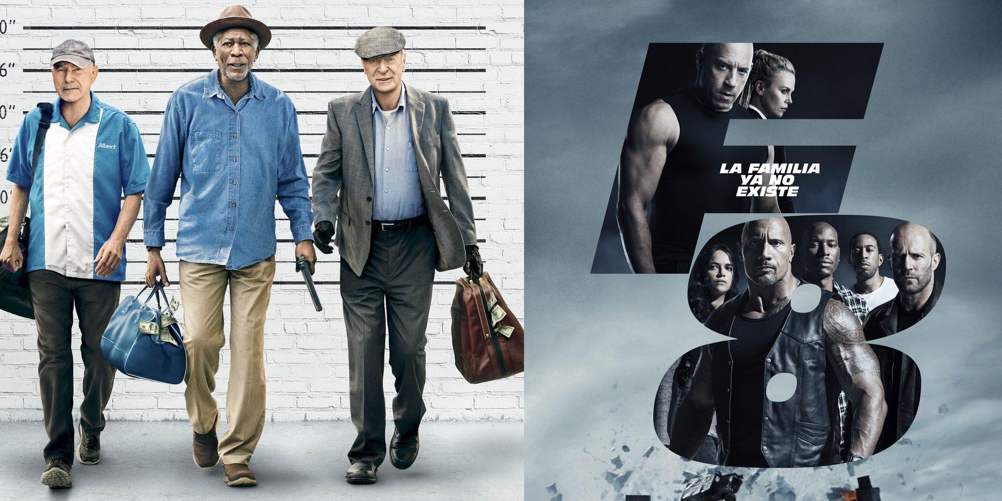 'Fast & Furious 8', 'El Bebé Jefazo' y 'Un Golpe Con Estilo', el cine de Semana Santa
