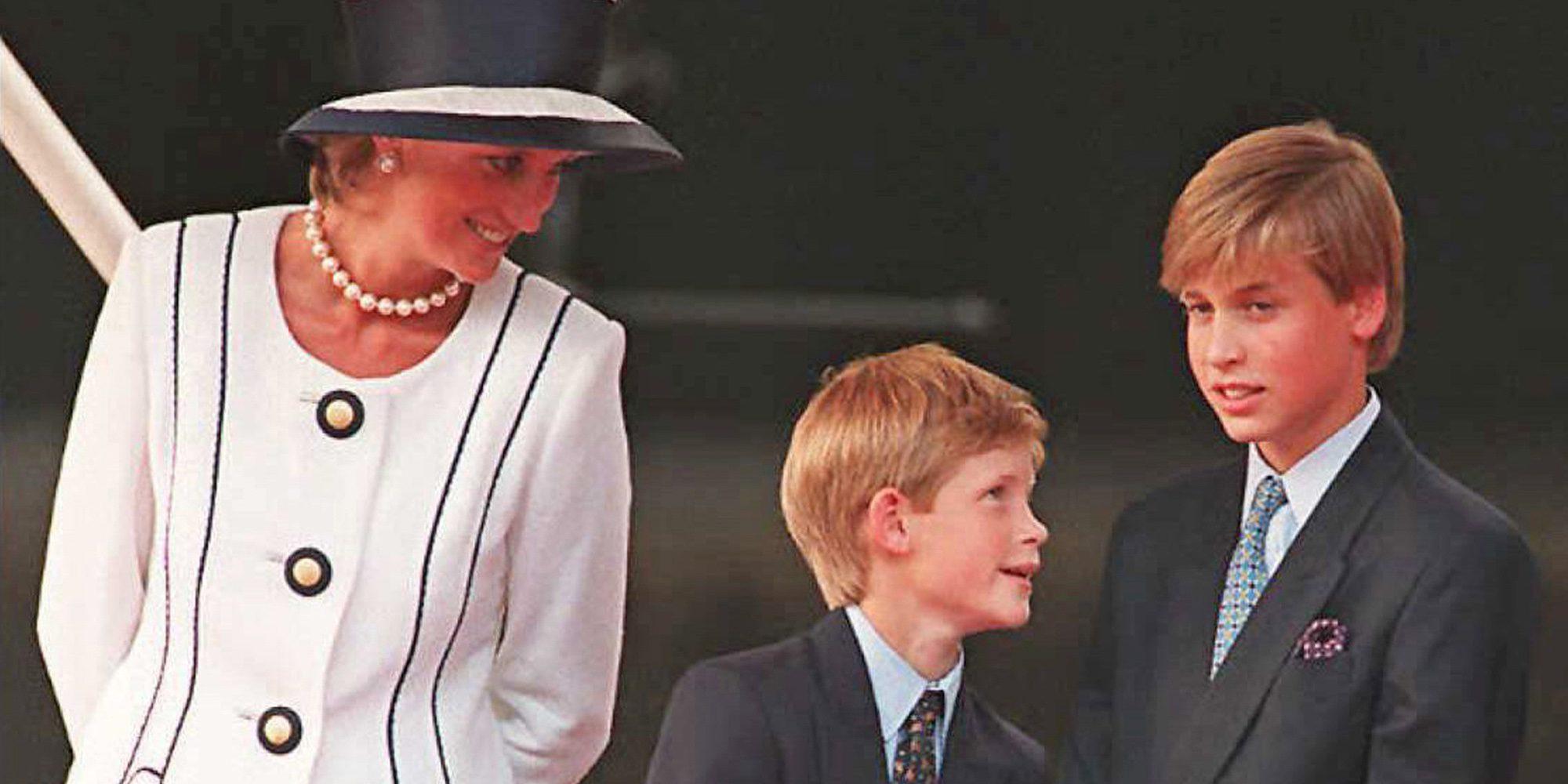 """El Príncipe Guillermo habla sobre la muerte de su madre Lady Di: """"Nunca lo superas"""""""