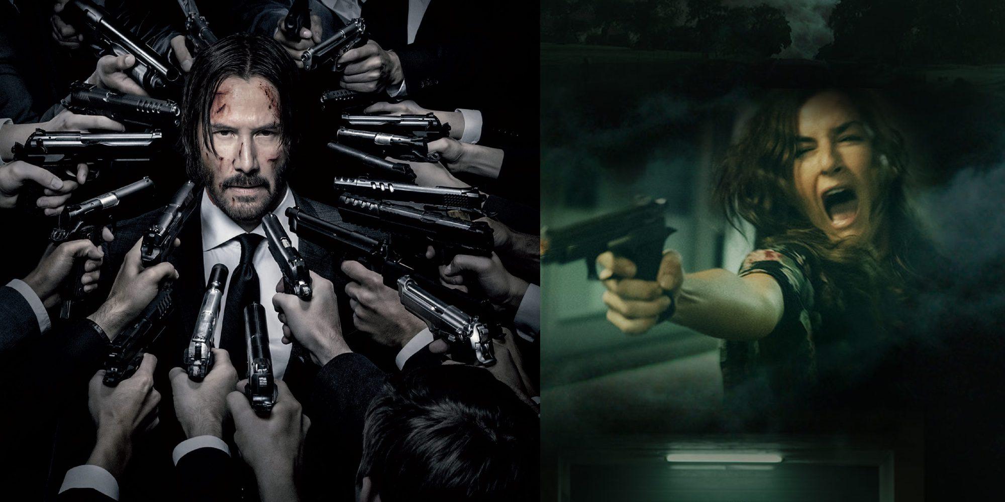 'John Wick: Pacto de Sangre' y 'Garantía Personal', los estrenos de la semana más esperados