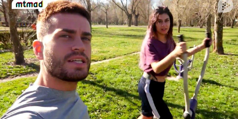 Los intentos de Rodrigo para que Bea haga deporte: Muesli, ejercicio y comida sana