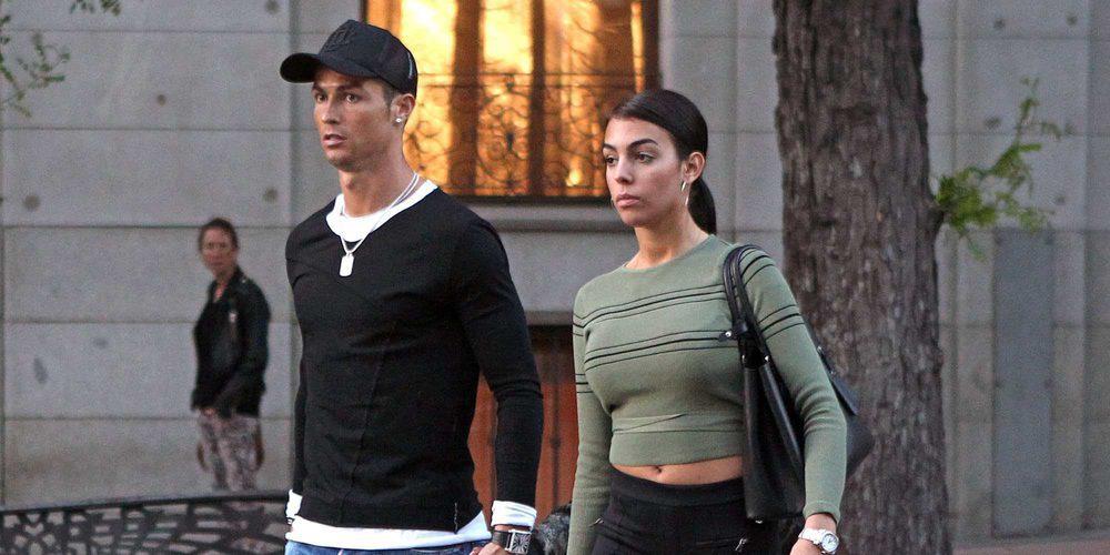 Cristiano Ronaldo, mucho que celebrar con Georgina Rodríguez y su hijo