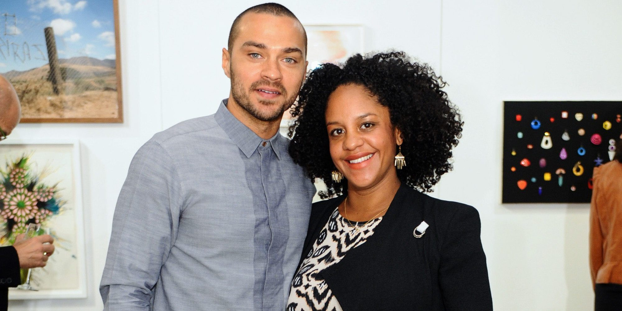 Jesse Williams (\'Anatomía de Grey\') se divorcia de Aryn Drake-Lee y ...