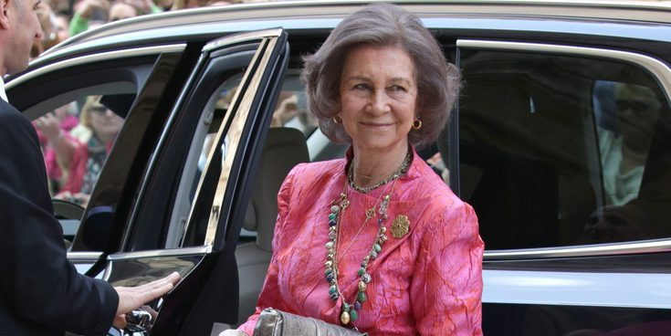 La Reina Sofía, culpable del retraso en la apertura al público de los jardines del Palacio de Marivent