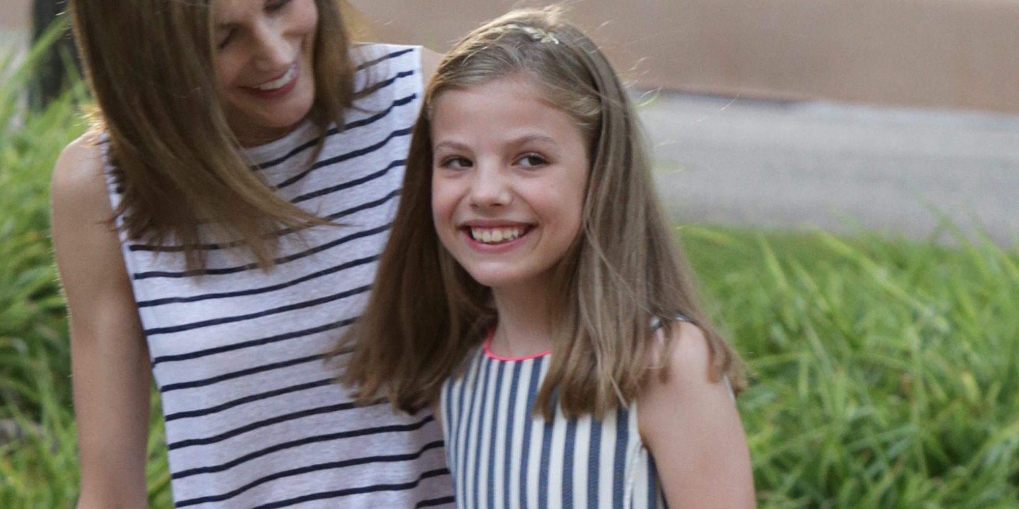 10 detalles que deberías saber sobre la Infanta Sofía, la princesita que pide paso