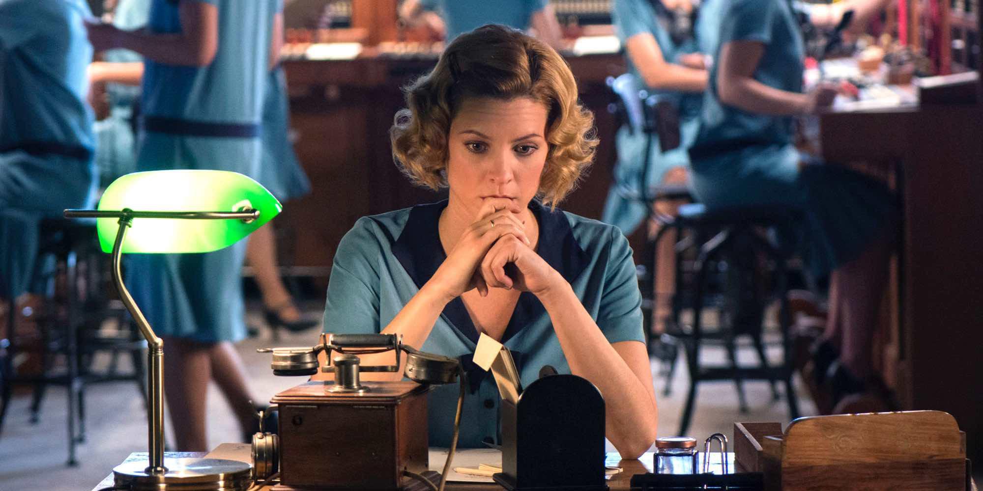 """Maggie Civantos ('Las chicas del cable'): """"Las mujeres sufrimos machismo a diario. Más actuar y menos palabras"""""""