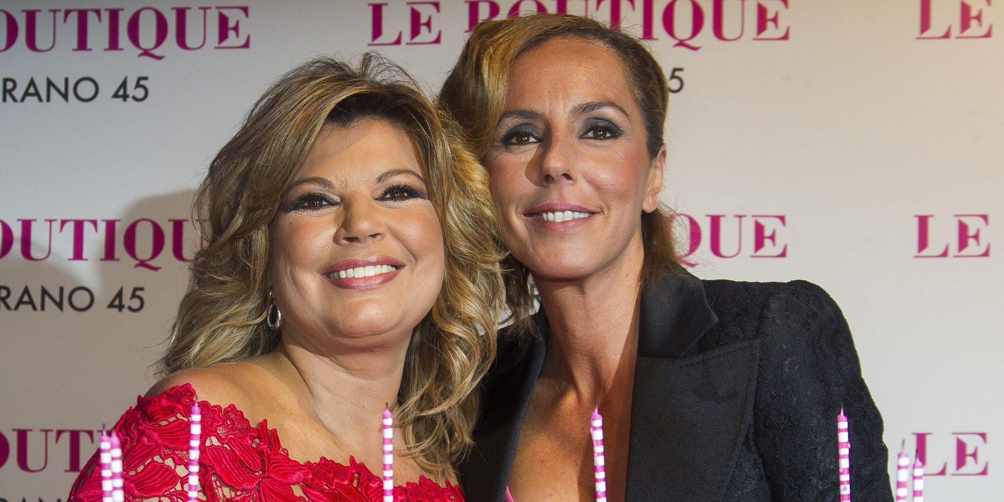 """Raquel Mosquera sobre Rocío Carrasco: """"Está sola por su forma de llevar las relaciones"""""""