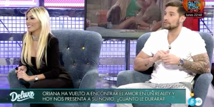Luis Mateucci pide matrimonio a Oriana Marzoli tras un año de noviazgo