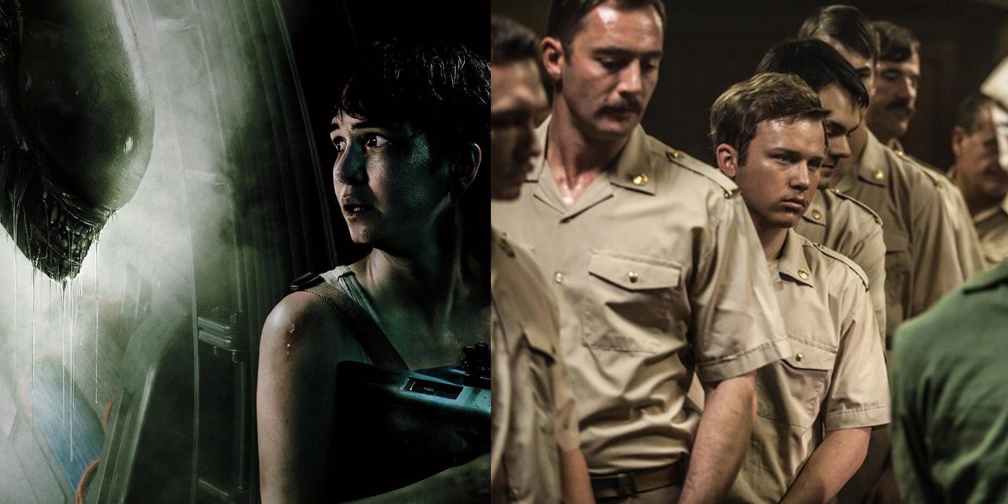 'Alien: Covenant', 'Money' y 'Guardián y Verdugo': los grandes estrenos de la segunda semana de mayo