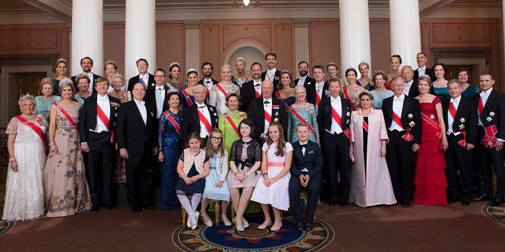 Emoción, diversión, momentazos y muchos royals: así han celebrado los Reyes de Noruega su 80 cumpleaños