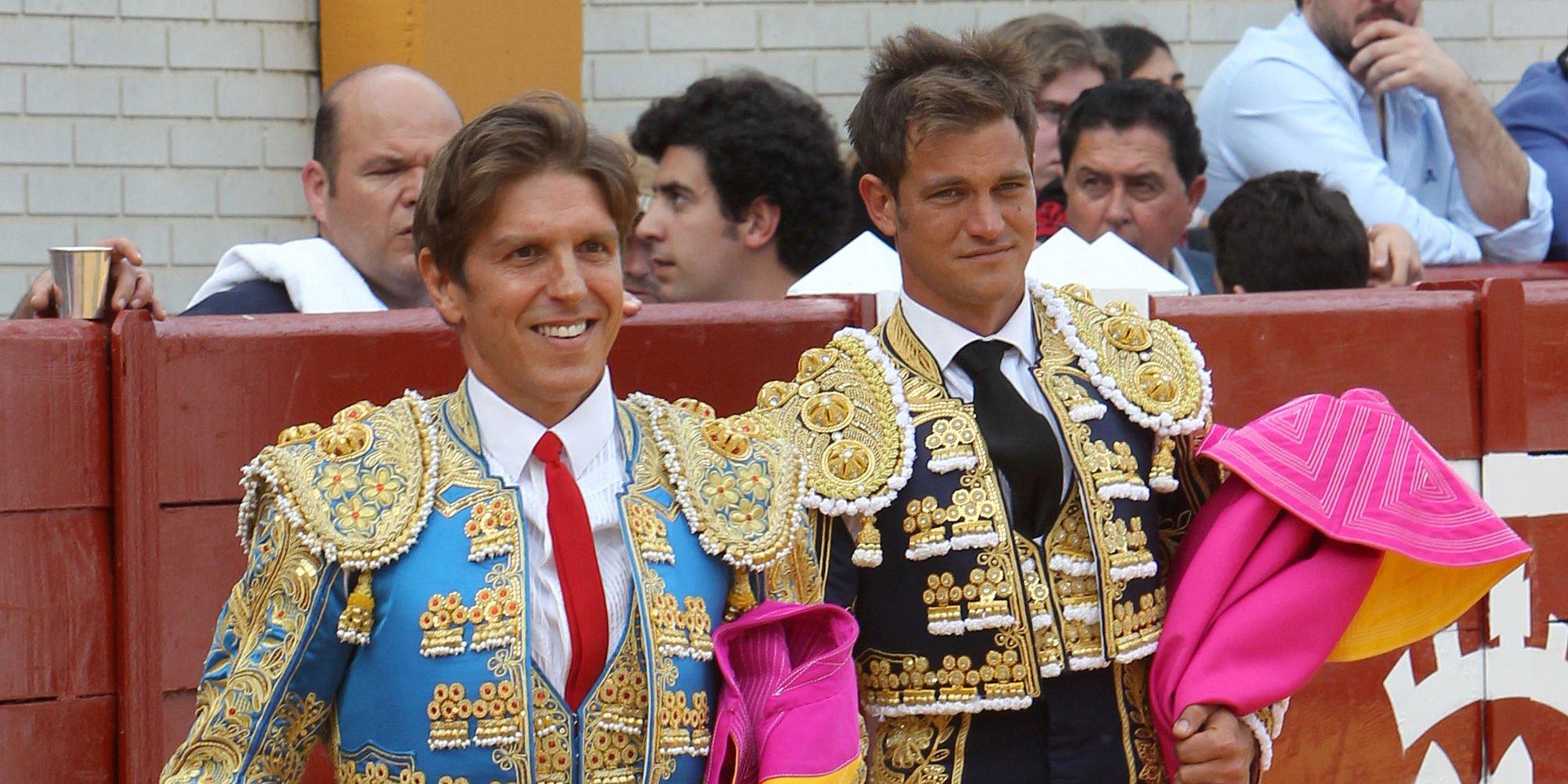Manuel Díaz y Julio Benítez volverán a torear juntos en Antequera