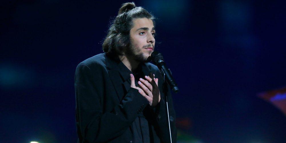 Quién es Salvador Sobral, ganador de Eurovisión 2017