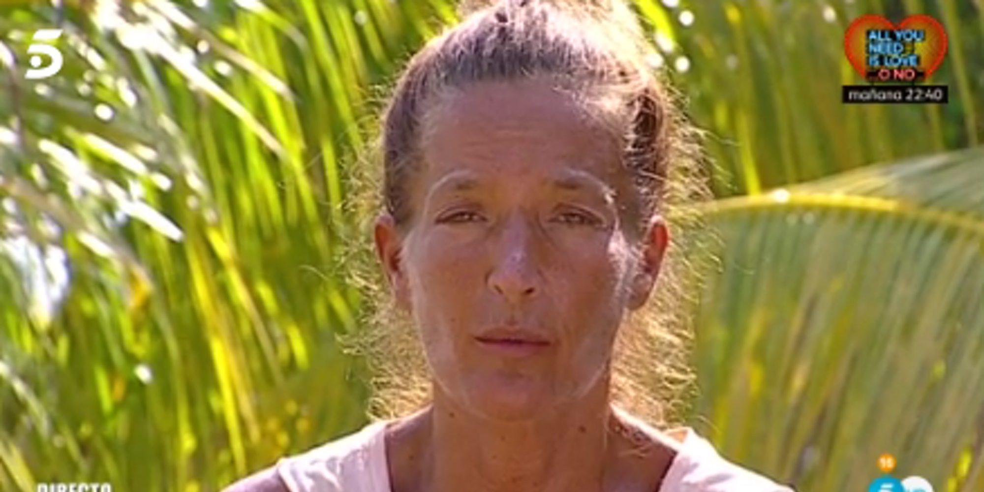 La Melli Bibiana decide abandonar 'Supervivientes 2017' tras extirparle dos quistes de un pecho