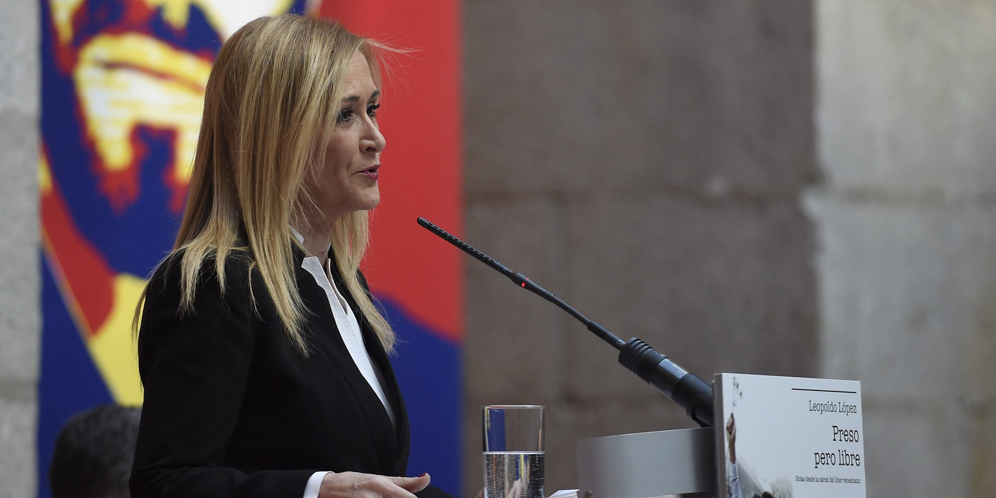 Cristina Cifuentes, implicada en la presunta financiación ilegal del PP madrileño