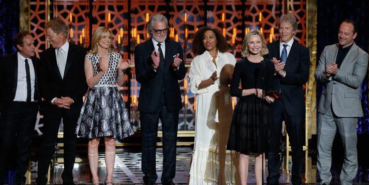 Así han cambiado los actores de 'Ally McBeal' tras su final: Calista Flockhart, Greg Germann,...