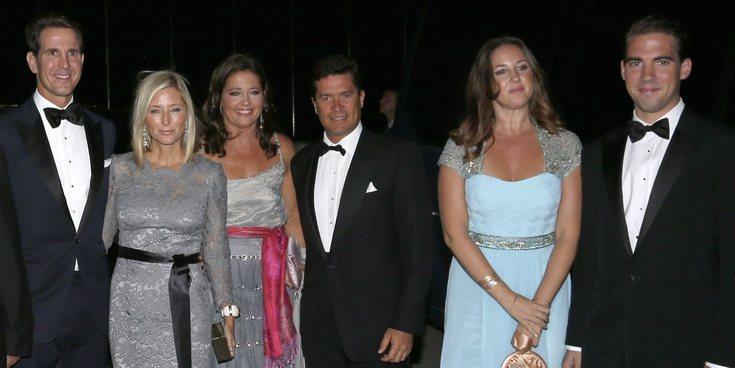 Los primos griegos del Rey Felipe y las Infantas Elena y Cristina: así son y así se llevan con ellos