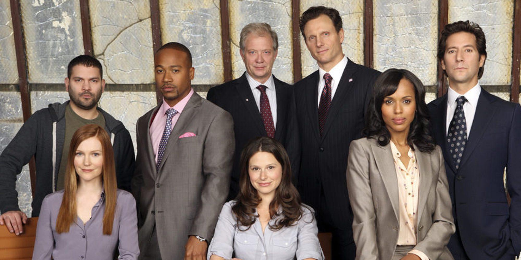 'Scandal' acabará tras su séptima temporada
