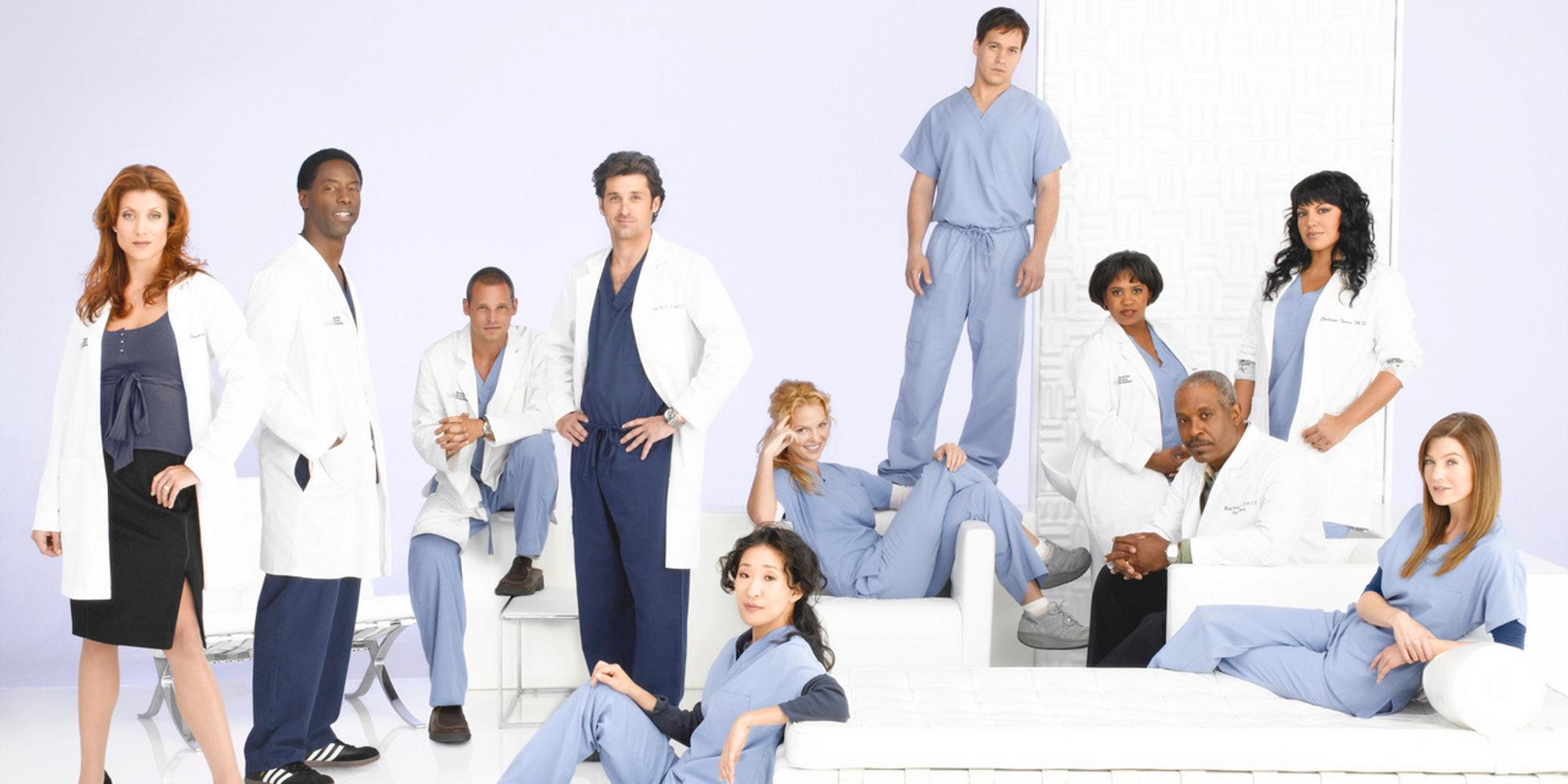 ABC anuncia el spin off de \'Anatomia de Grey\' protagonizado por ...