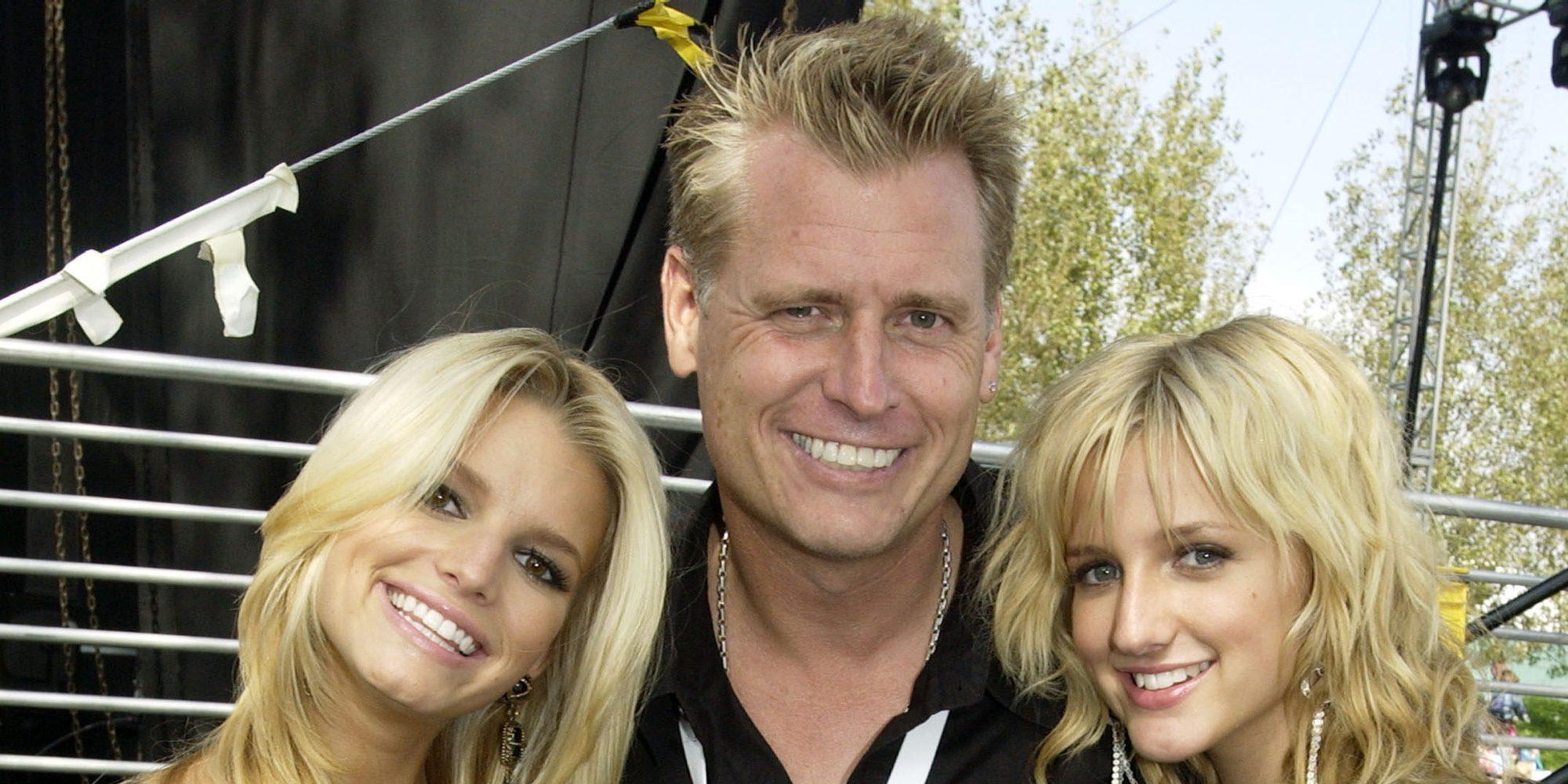 Joe Simpson, padre de Jessica y Ashlee Simpson, ha superado el cáncer que le diagnosticaron en septiembre