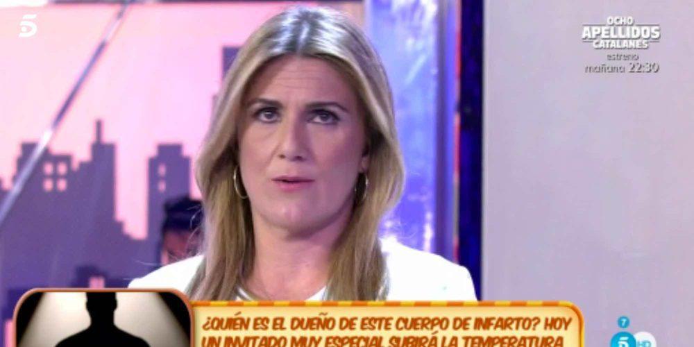 """Carlota Corredera, una mujer nueva: """"La comida ya no manda en mi vida, ahora mando yo"""""""