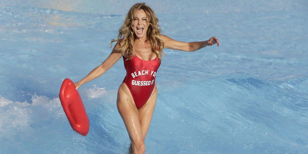 Ana Obregón protagoniza la portada del primer número de Playboy España