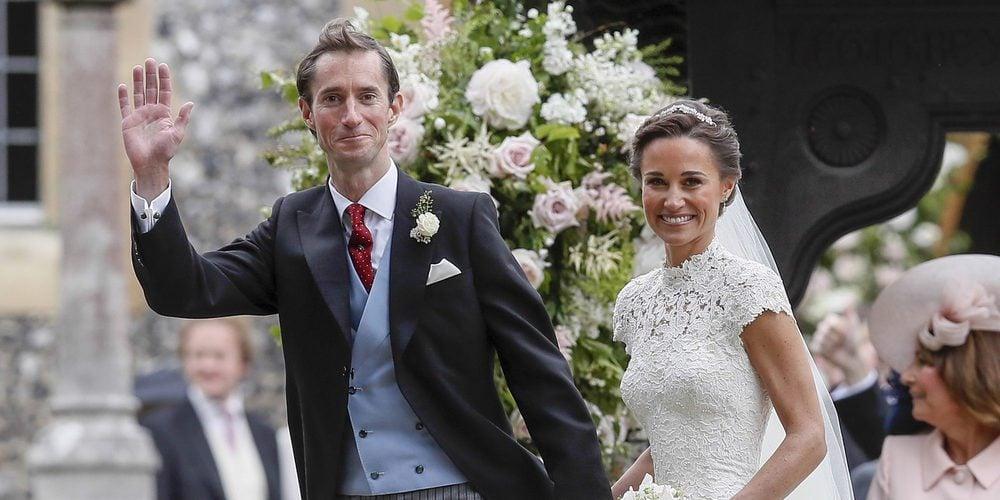 Resultado de imagen de boda pippa